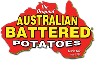 Australian Battered Potatoes
