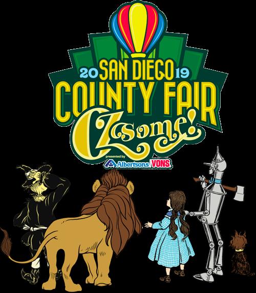San Diego County Fair Logo